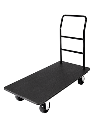 General Purpose Utility Cart-Black